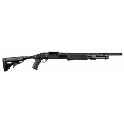 Fusil à pompe TAURUS ST12 Tactical 12/76
