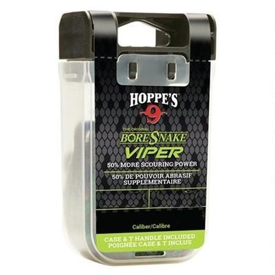 Cordon Boresnake VIPER HOPPE'S 9 avec Poignée de traction Cal 9mm, .357, .38