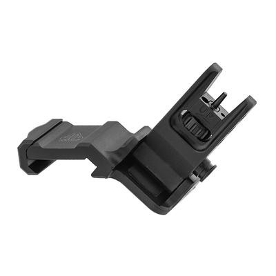 Guidon rabattable UTG AR15 - Picatinny 45°