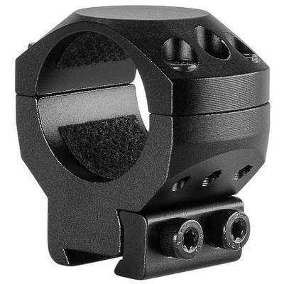 Colliers HAWKE Tactical diamètre 1 pouce pour montage sur rail de 11 mm (Medium, Hauts, Ultra-Hauts)