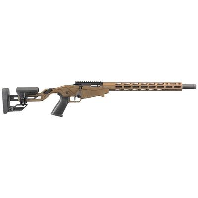 Carabine RUGER Precision Rimfire BRONZE .22LR