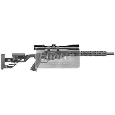 RUGER Precision Rimfire .22 LR + HAWKE Vantage SF 6-24x44  Ret. Half Mil-Dot