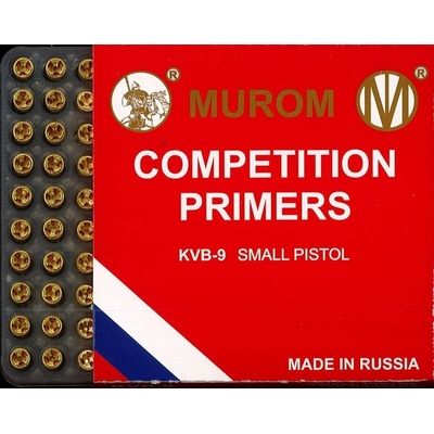 Amorces MUROM Small Pistol