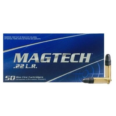 Cartouches MAGTECH Standard .22 LR