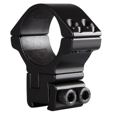 Colliers HAWKE Réglables de 0 à 30 MOA diamètre 30mm pour montage sur rail de 11 mm