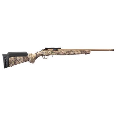 Carabine RUGER American Rimfire Camo-Bronze .22 LR, .22 Magnum, .17 HMR