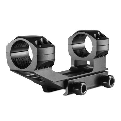 Montage monobloc décalé HAWKE Tactical diamètre 1 pouce pour montage sur rail Picatinny (décalage 50mm)