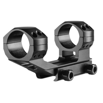 Montage monobloc décalé HAWKE Tactical diamètre 30mm pour montage sur rail Picatinny (décalage 50mm)
