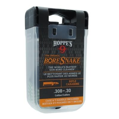 Cordon Boresnake HOPPE'S 9 avec Poignée de traction Cal .308-.30