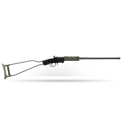 Carabine pliante CHIAPPA Little Badger OD Green .22 LR