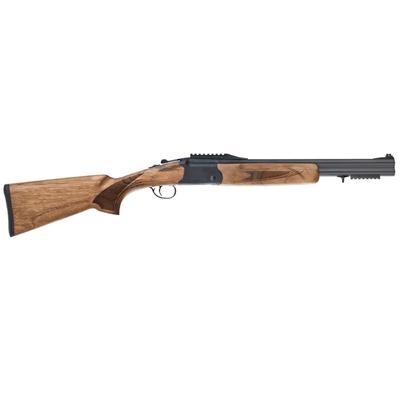 Fusil superposé KAHN ARMS INTEGRA Slug Bois  Cal. 12/76