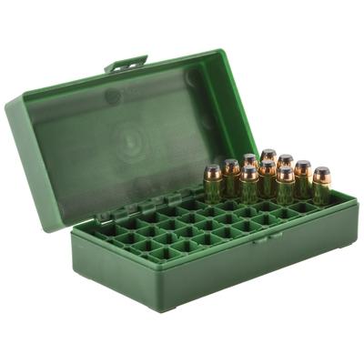 Boite de rangement Europarm pour 50 cartouches de .44 Magnum