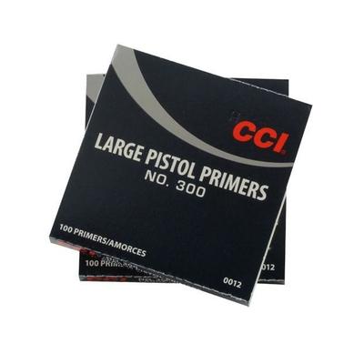 Amorces CCI 300 Large Pistol