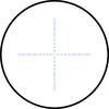 10x Half Mil Dot Blue