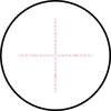 10x Half Mil Dot Red