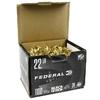 Black Pack FEDERAL 22 LR 1