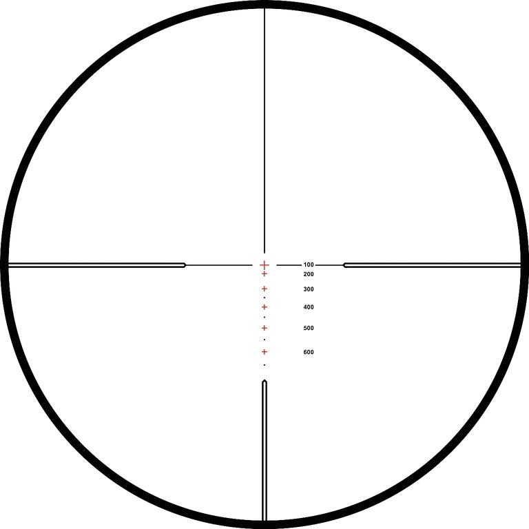 223 308 Marksman (16x)