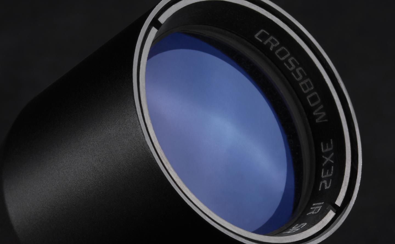 XB SR 3x32 Lens