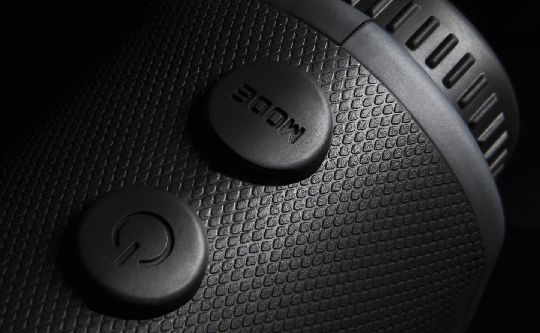 LRF Hunter - Buttons & Grip (1)