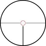 Circle Dot Red