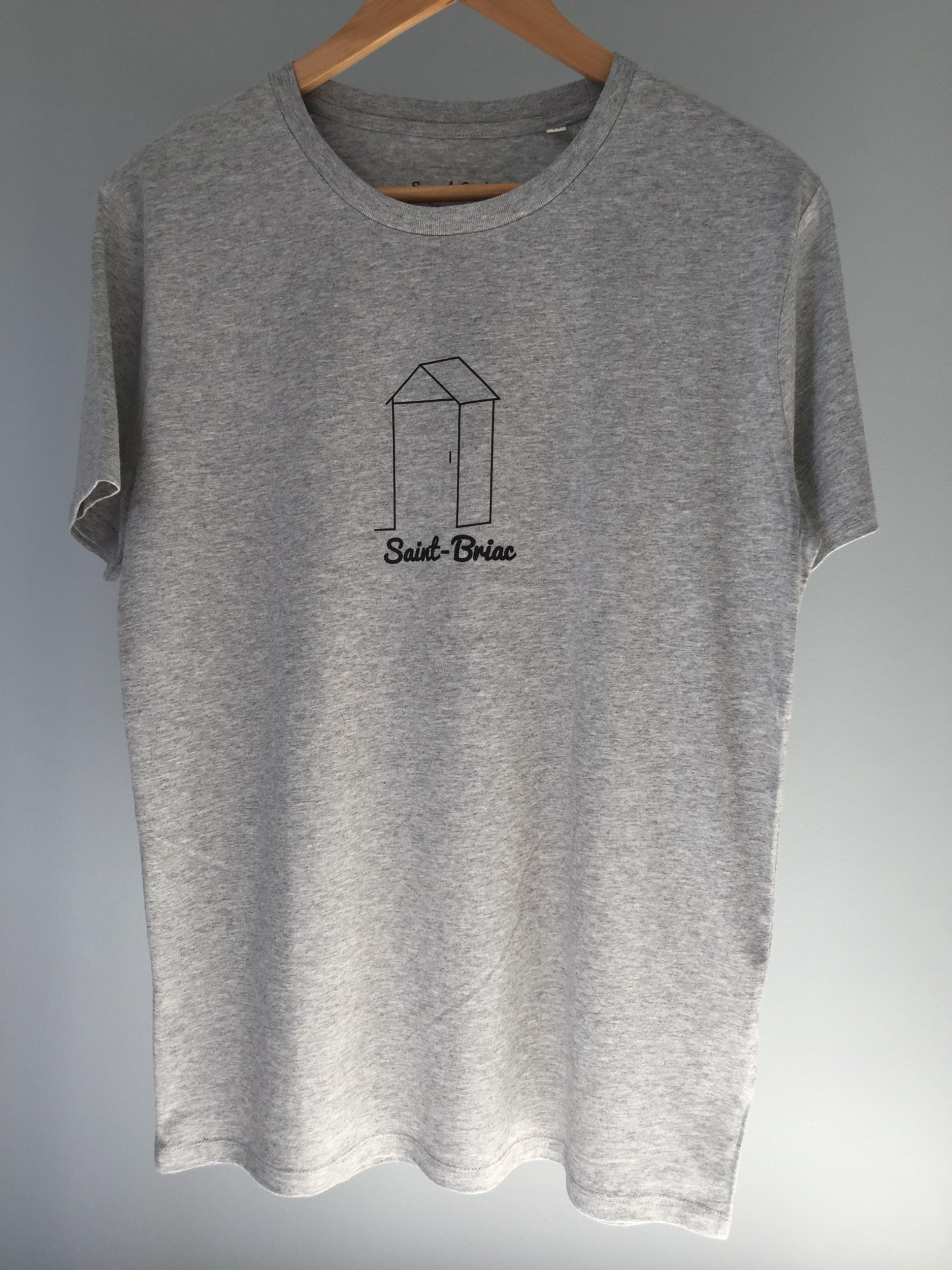 T-shirt Homme Saint-Briac