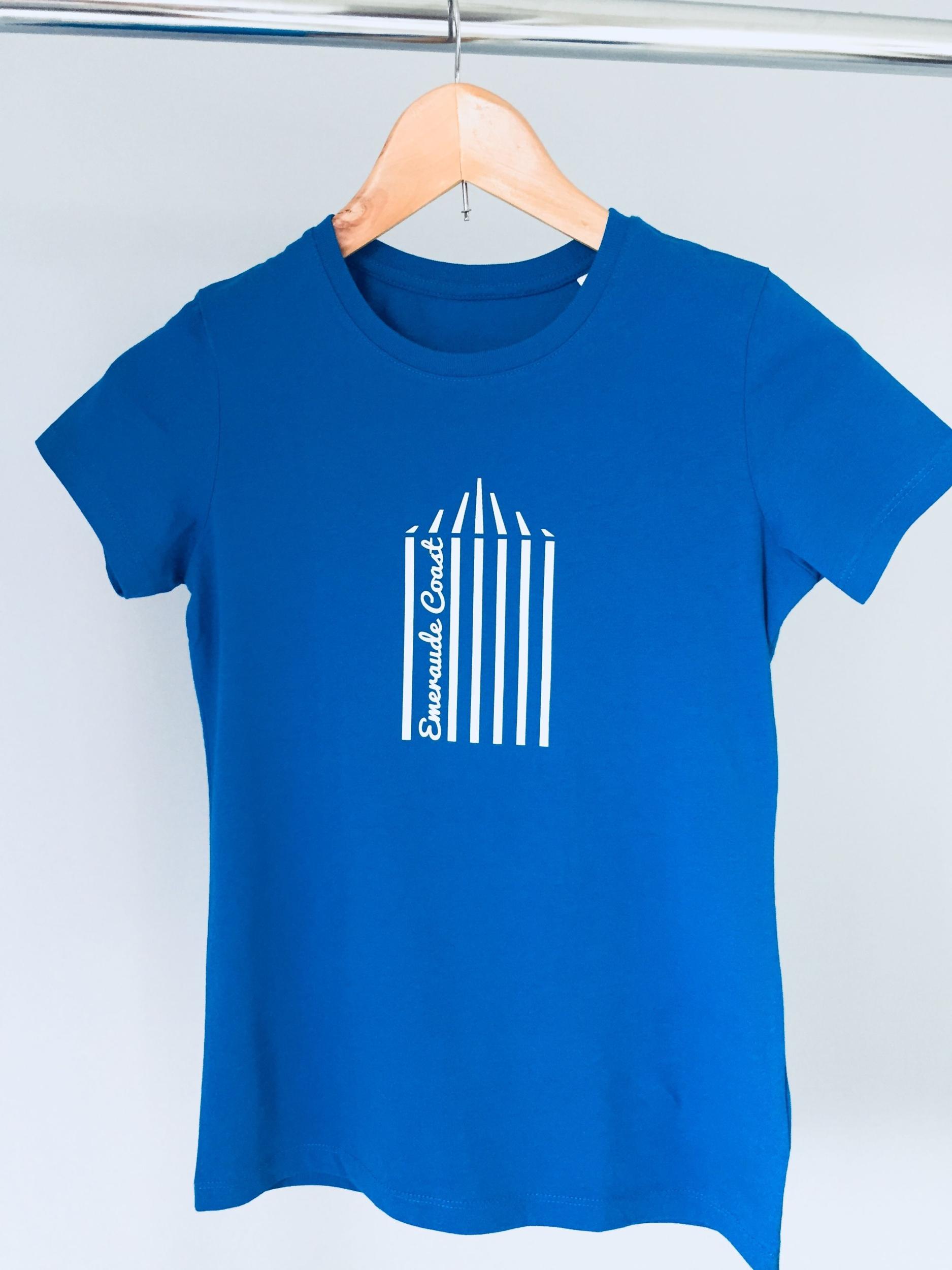 T-shirt Breton enfant Sable