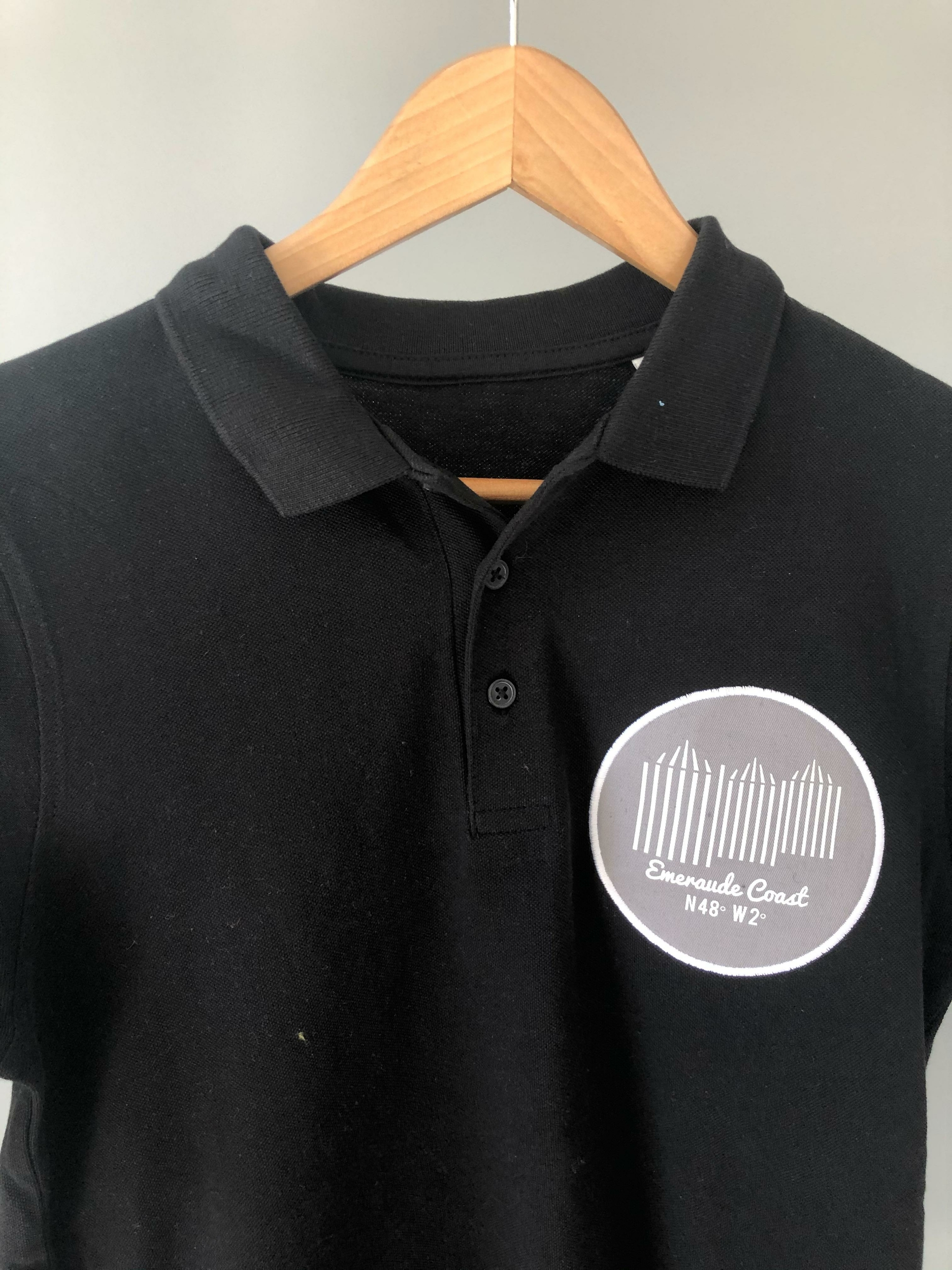 Polo Homme Badge