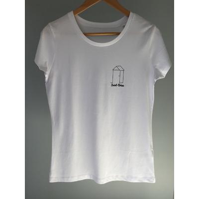 T-shirt Bio femme Saint Briac