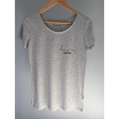 T-shirt Bio femme Saint-Malo