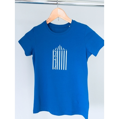 "T-shirt Breton enfant ""Sable"""