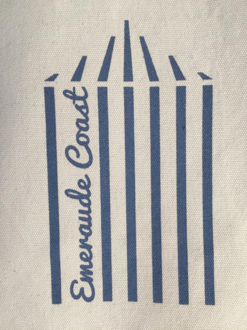 totebag EC print bleu