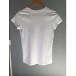 teeshirt femmes dos blanc