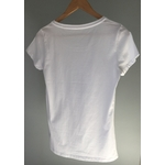 teeshirt blanc femme dos
