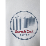 Badge Emeraude Coast Teeshirt