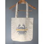 Totebag breton Emeraude Coast Crabe