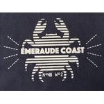 Totebag crabe denim print-compressed
