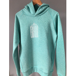 Sweat Emeraude Coast breton face-compressed