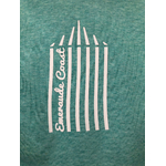 Sweat Emeraude Coast breton print-compressed