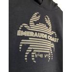 sweat breton emeraude coast crabe marine zoom