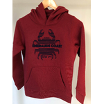 sweat breton emeraude coast crabe bordeau