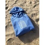 sweat bleu emeraude coast bleu 1