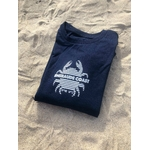teeshirt ML enfant Crabe emeraude coast 2