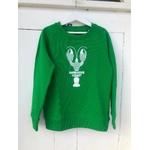 sweat vert enfant homard emeraude coast 2