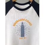 teeshirt enfant emeraude coast bicolore marine phare-compressed