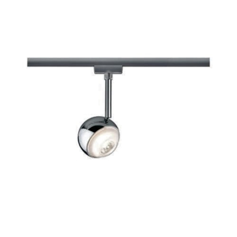 Spot LED Capsule II 6W Chrome mat