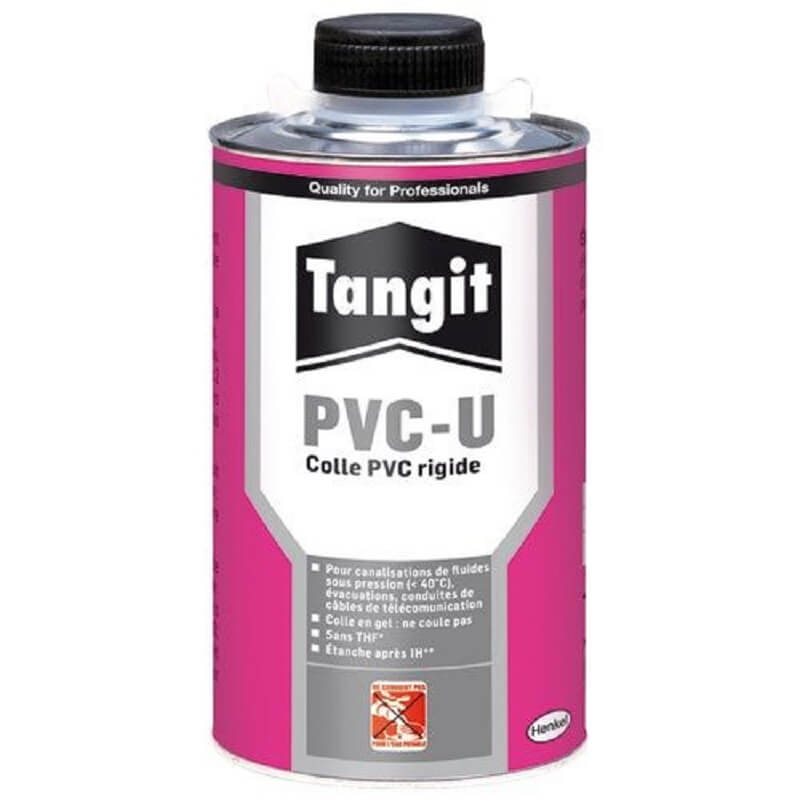 Tangit colle pvc eau non potable 1kg