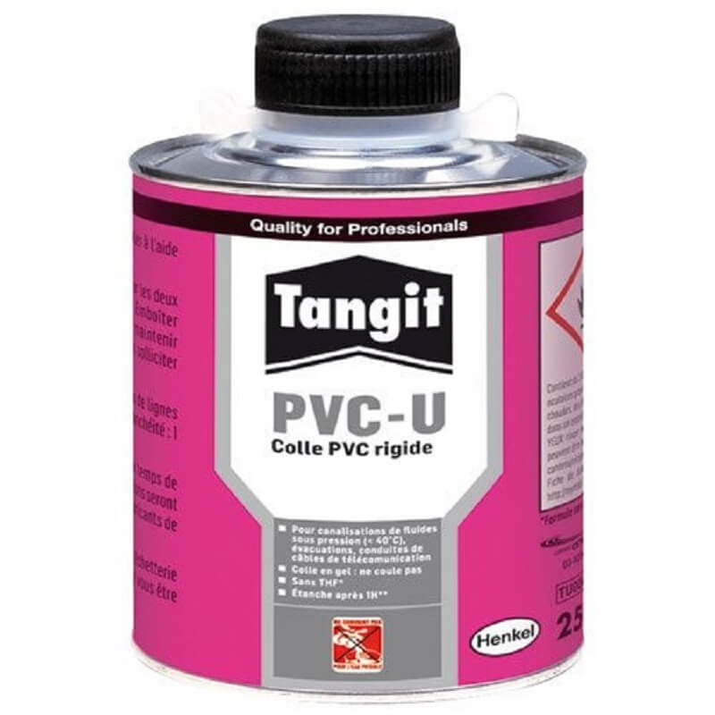 Tangit colle pvc eau non potable 250g