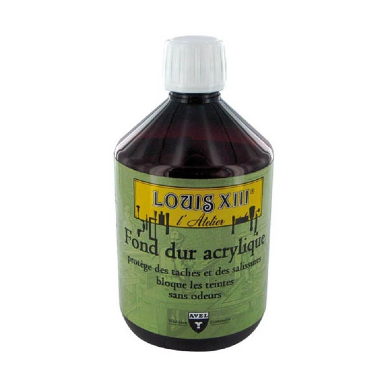 Fond dur acrylique 50ml Louis XIII