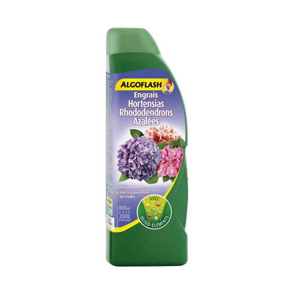 Engrais hortensias 800ml