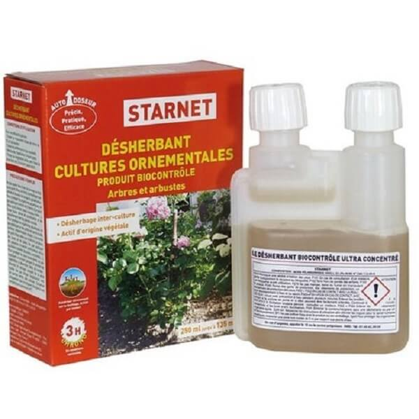 Désherbant cultures ornementales 250ml